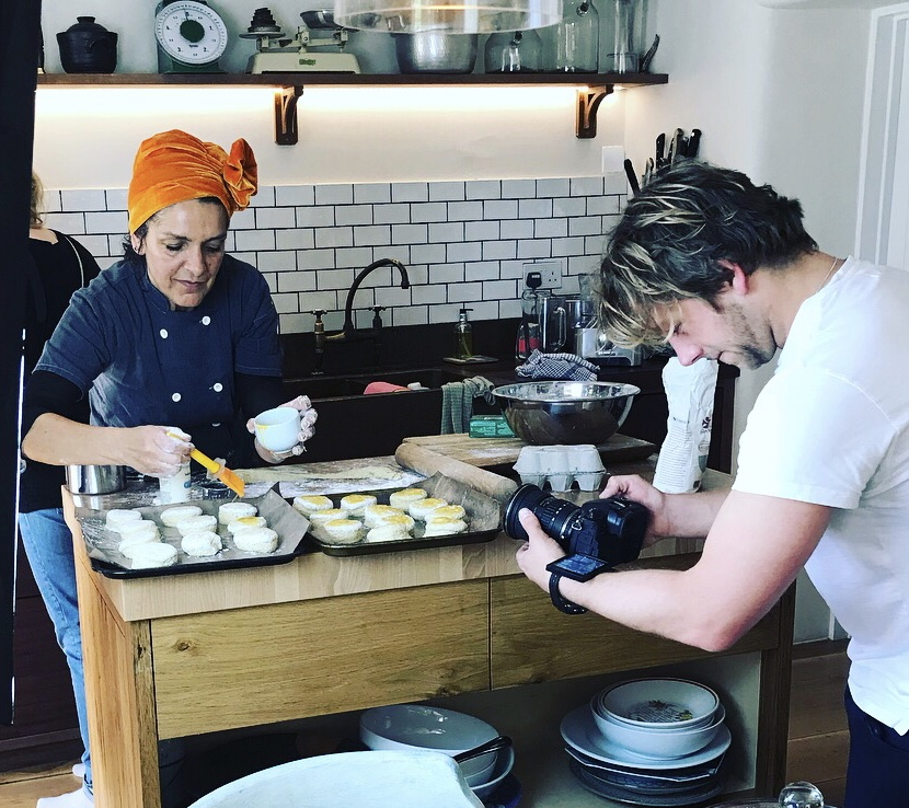 Djamila Fresh Feasts - A Creative Gathering