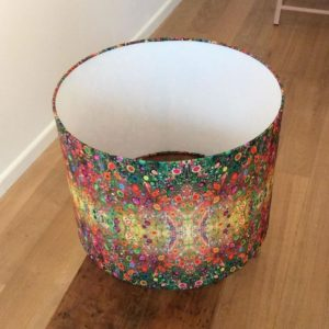 Lampshade by Yvonne Coomber