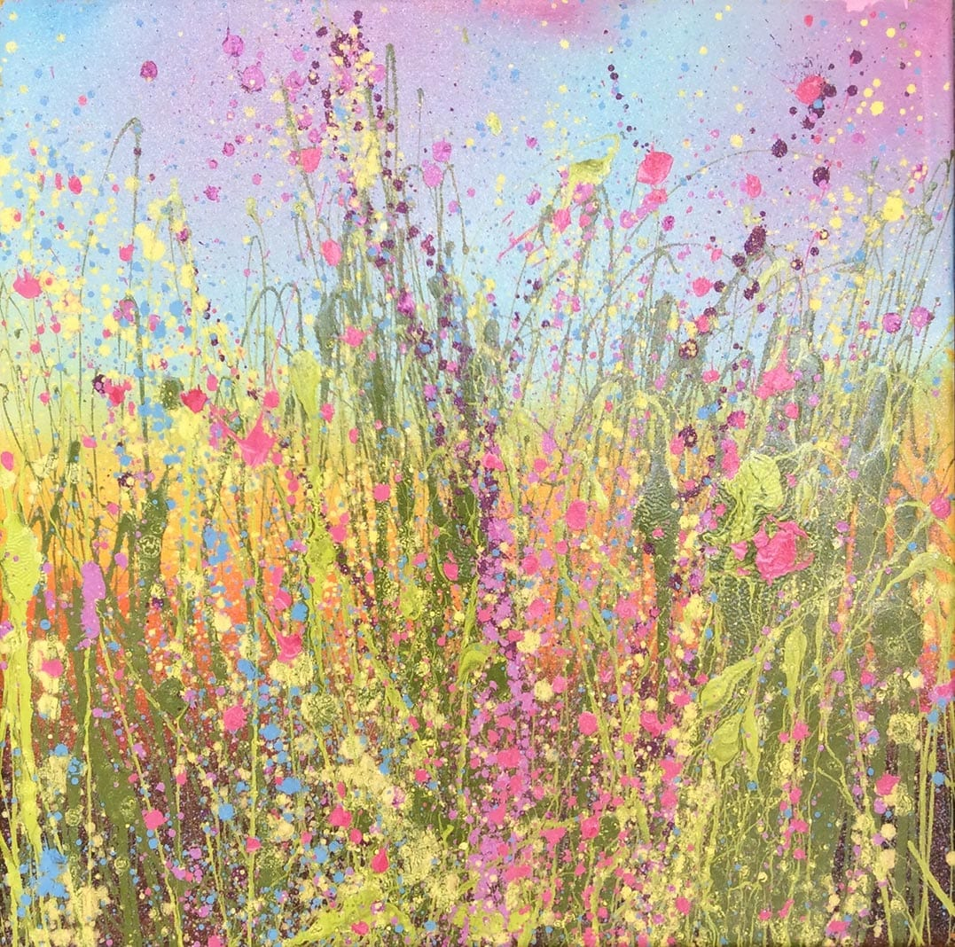 Wildflower Paintings and Protecting the British Countryside
