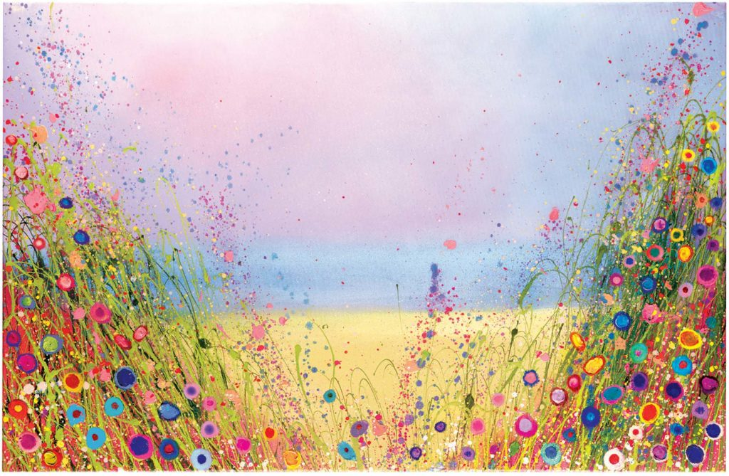 LImited Edition Print by Yvonne Coomber