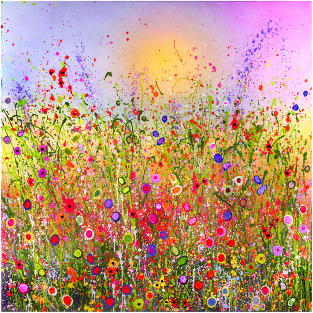 Your Love is King - print by Yvonne Coomber