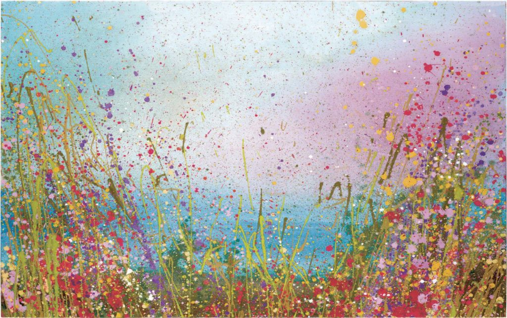 Yvonne Coomber solo exhibition Art5 Gallery in Brighton