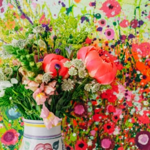 Yvonne Coomber - Valentine's Day Flowers