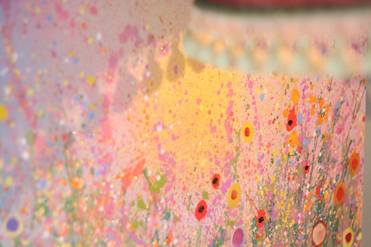 Affordable art by Yvonne Coomber