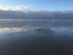 North Cornwall seascape - Mawgan Porth