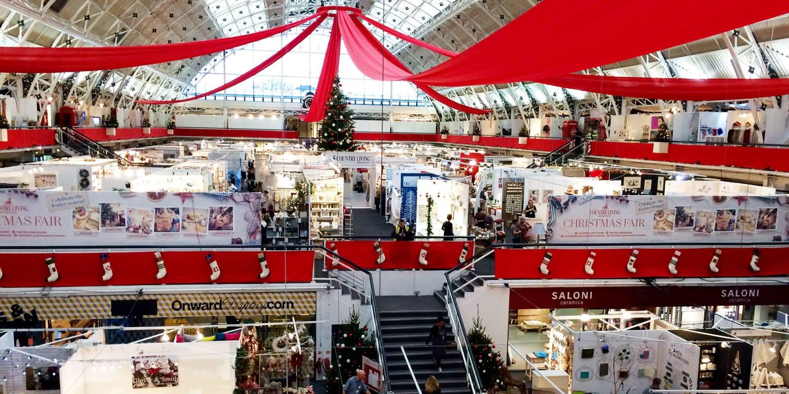 London Christmas Fair 2017